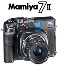Mamiya 7II