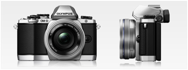 スタイリッシュボディー|ミラーレス一眼カメラ OLYMPUS OM-D E-M10|オリンパス