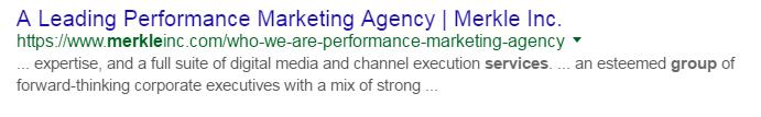 Googleのサイトリンク数減少が与えた影響 by Merkle サイトリンクが無くなる前