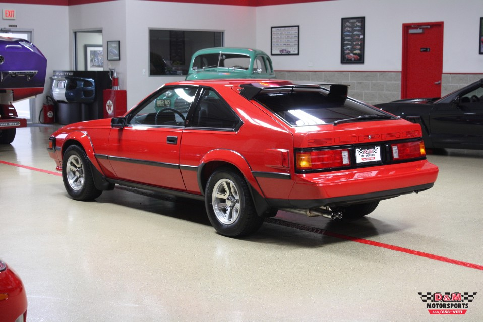 1984 Toyota Celica Supra Stock M5626 For Sale Near Glen