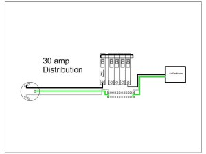 RVNet Open Roads Forum: General RVing Issues: 50Amp diagram