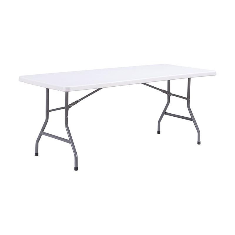 table pliante en polyethylene dmc direct