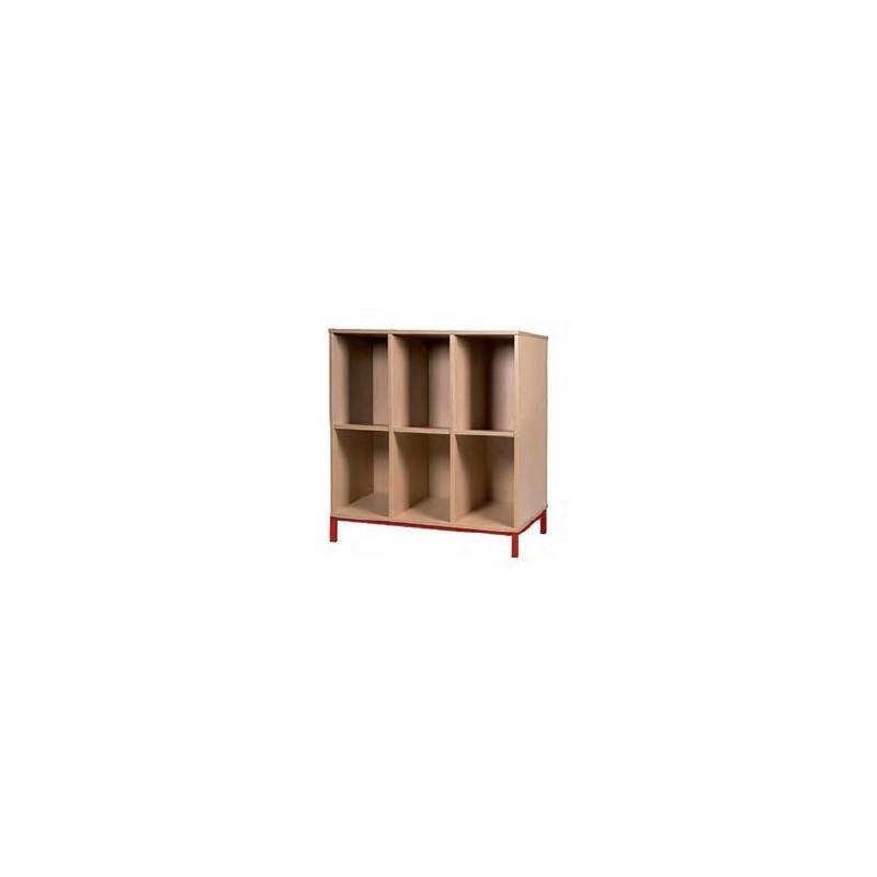 meuble a casiers meuble de rangement a
