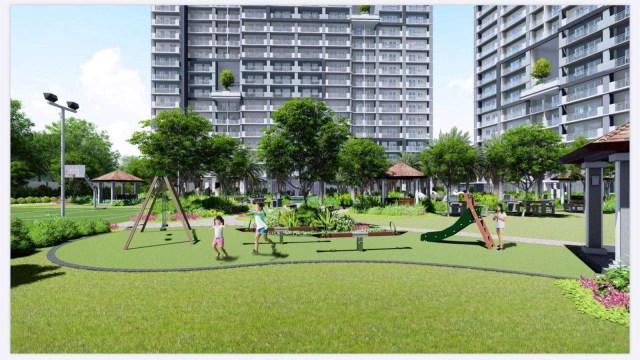 Sonora Garden Residences Playground