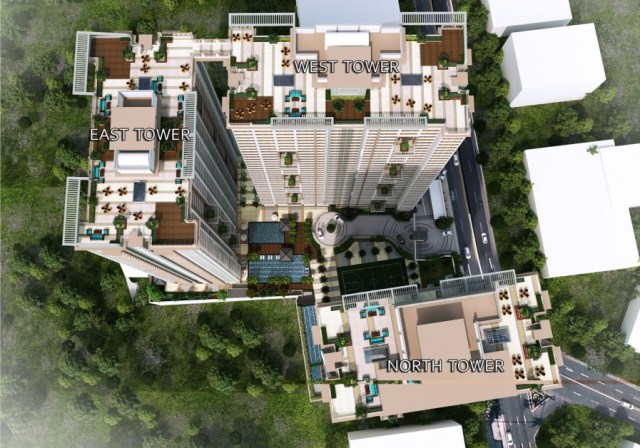 Lumiere Residences Site Development Plan
