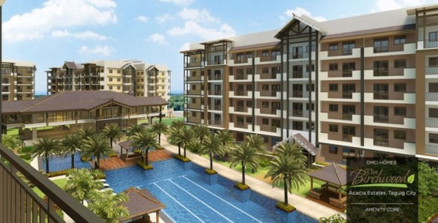 The Birchwood Residences Amenities