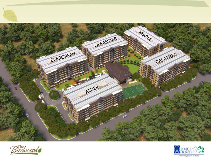 The Birchwood Residences Development