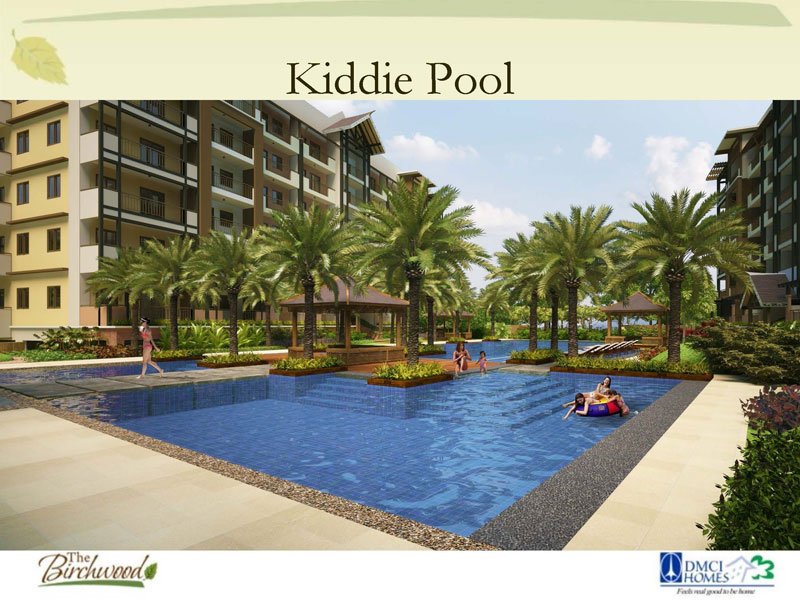 The Birchwood Residences Kiddie Pool