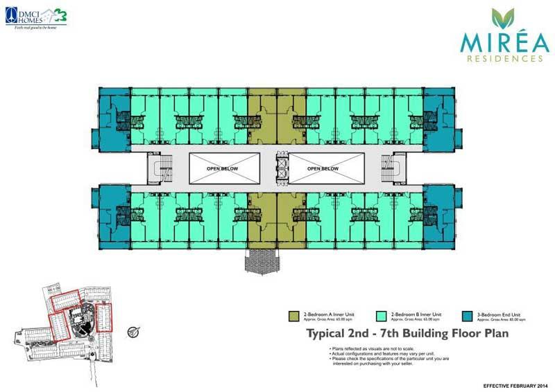Mirea Building Floorplan