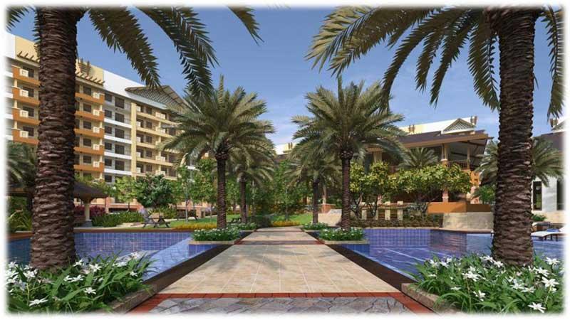 Mirea Residences Palm Promenade