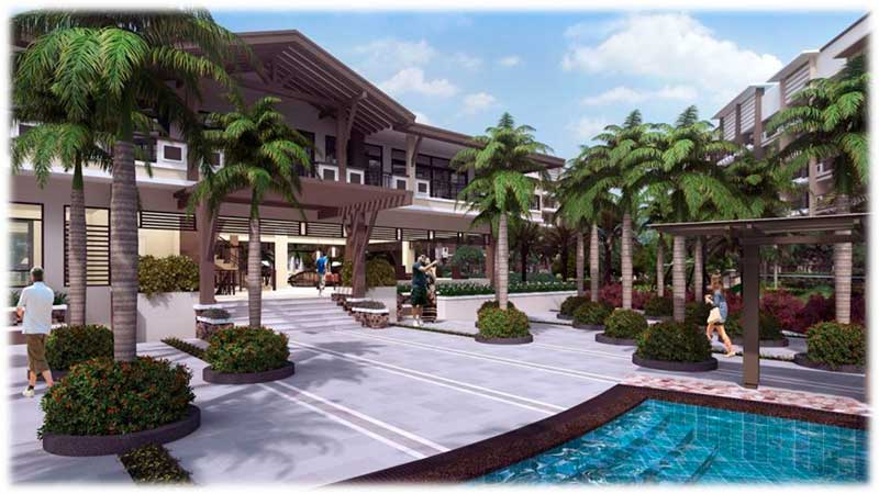 Asteria Residences Palm Promenade