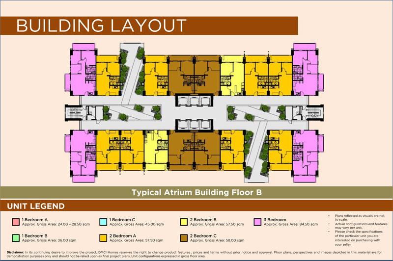 Brio Tower Floorplan