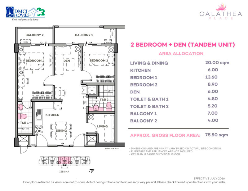 2-Bedroom-with-den-Tandem