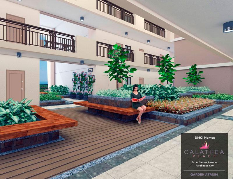 Calathea Place Garden-Atrium