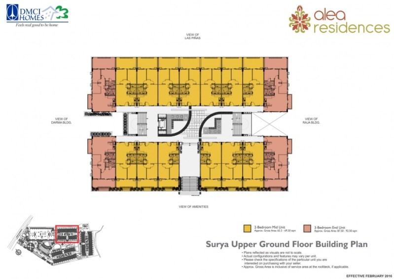 Alea Residences Floor Plans