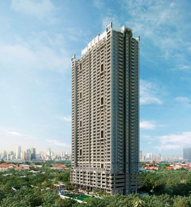 Torre de Manila DMCI Facade