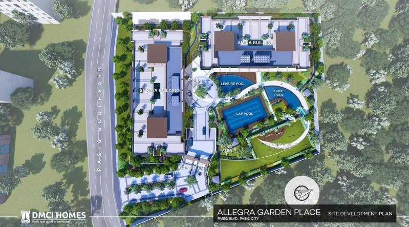 Allegra Garden Place SDP