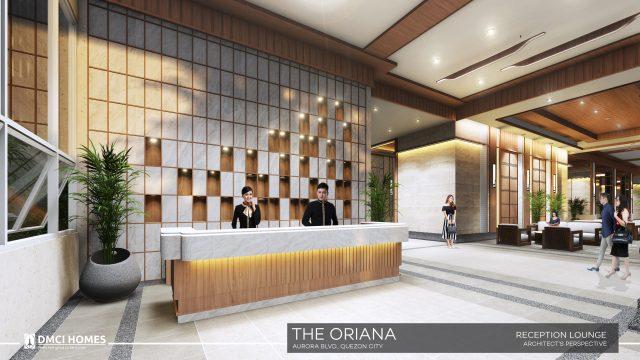The Oriana DMCI Reception