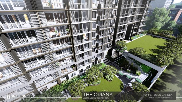 The Oriana DMCI Upper Deck