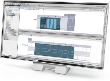 Siemens TIA Portal Software - S7-1200 and S7-1500 Configuration