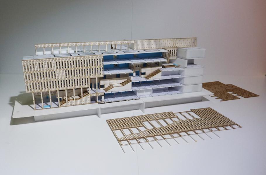Rozet Arnhem Maquette