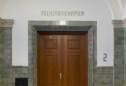 felicitatiekamer - Stadhuis Rotterdam