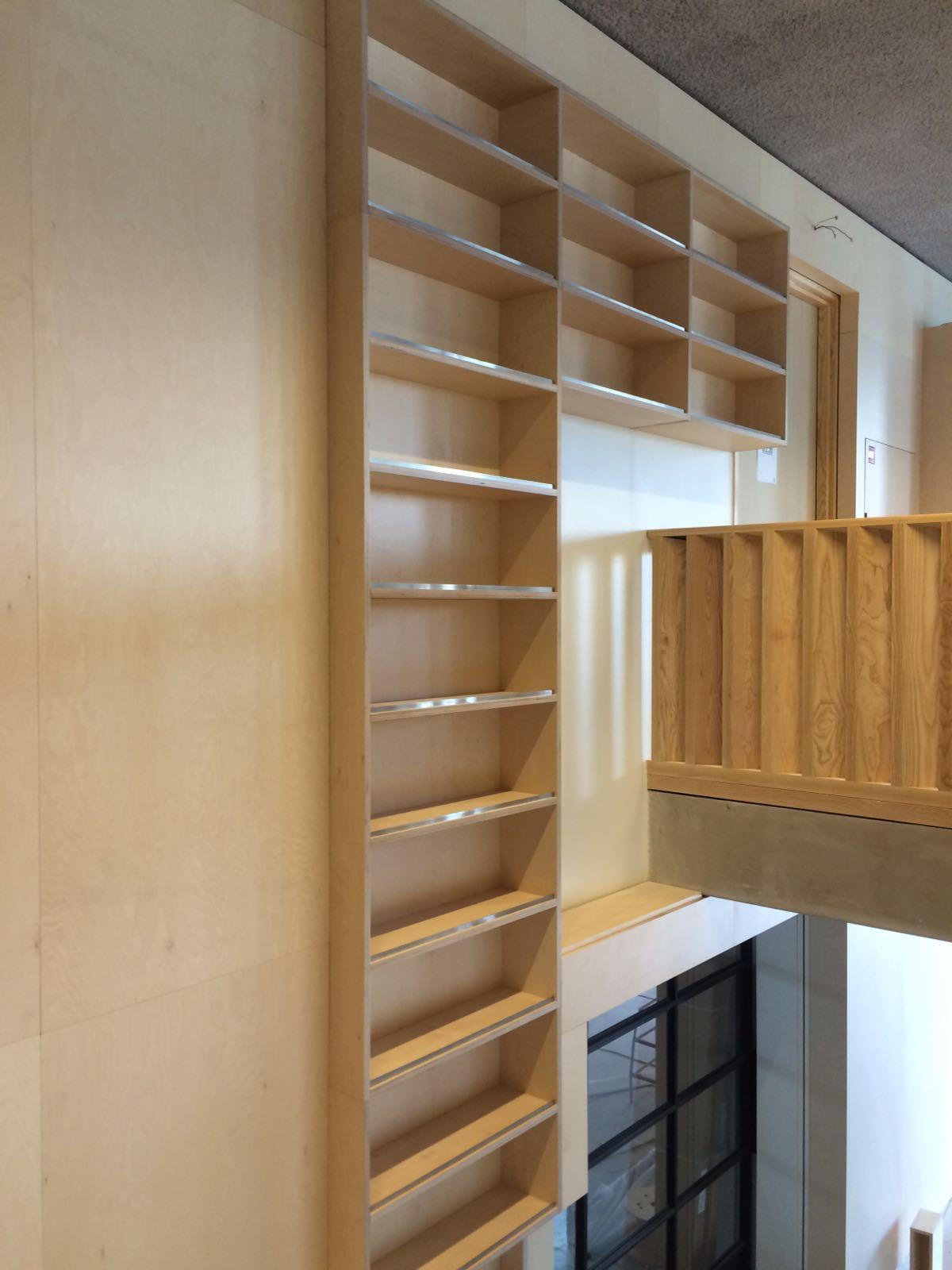 Boekenwand Bibliotheek Ligne Sittard