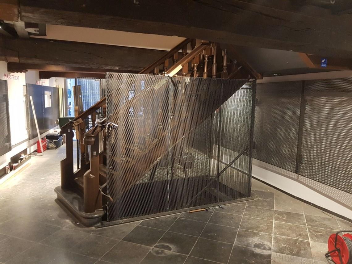 VVV Maastricht uitvoering 001 - Maastricht Visitor Center - VVV