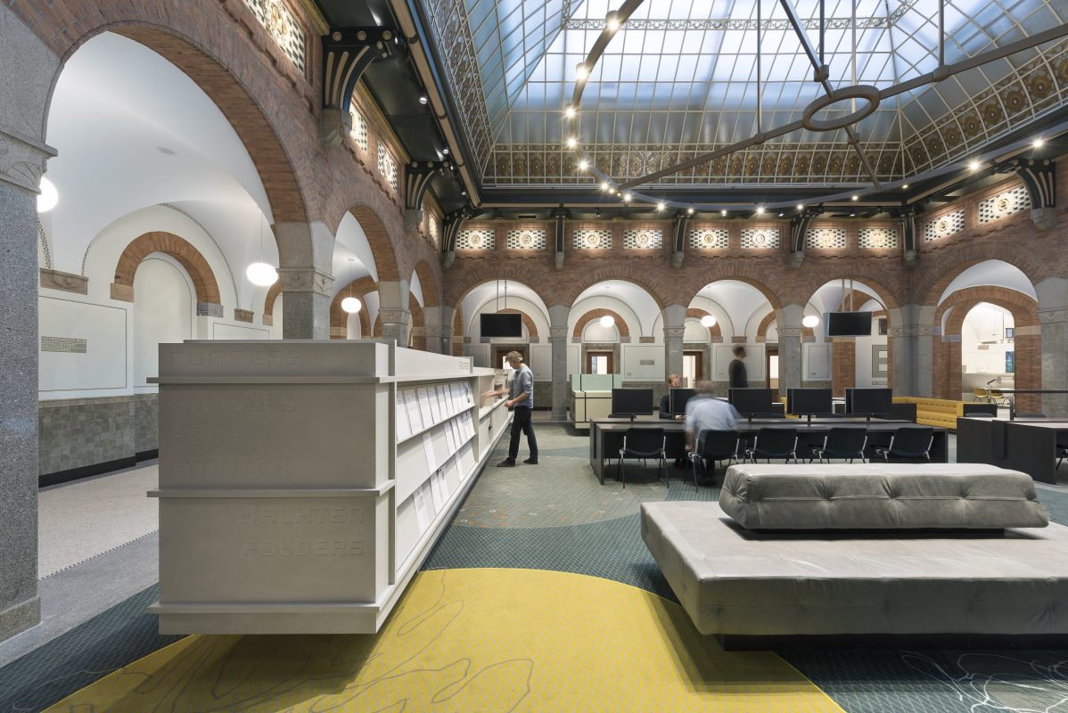 Publiekslocatie Centrum Stadhuis Rotterdam