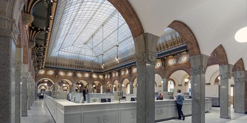 Stadswinkel Centrum Stadhuis Rotterdam