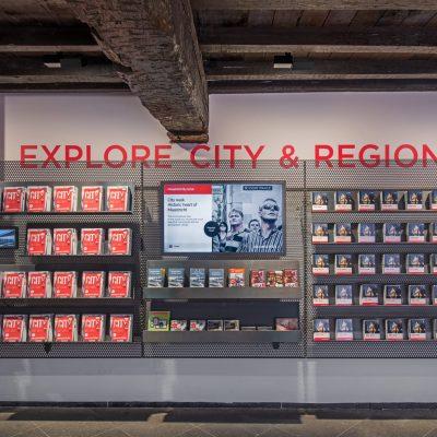 Maastricht Visitor Center