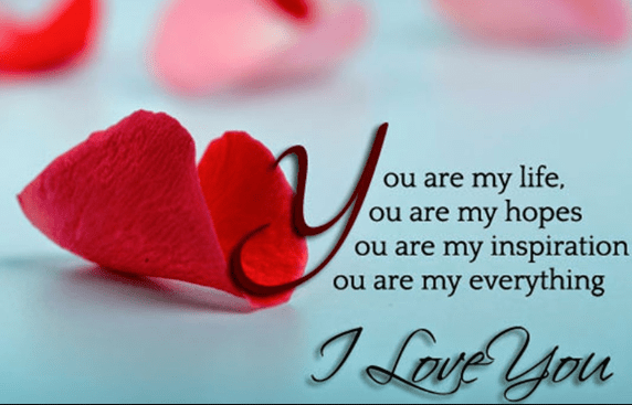 Love messages for husband from the heart