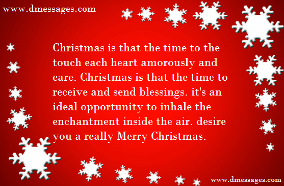BEST* 50+ Merry Christmas Text Messages and Wishes SMS