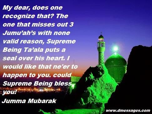 250 Beautiful Jumma Mubarak Wishes Messages Sms Quotes