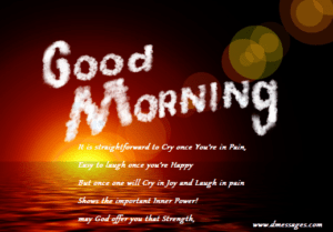 1050+ Special Good Morning Wishes SMS   Sweet Good Morning