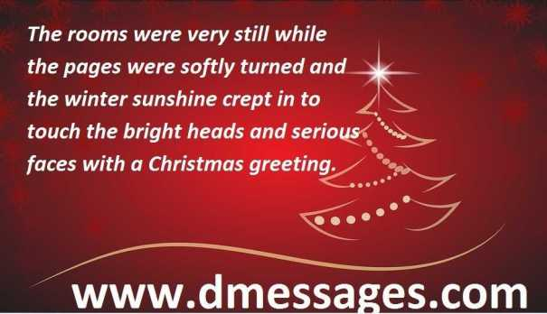 Xmas Card Messages For Boss Merry
