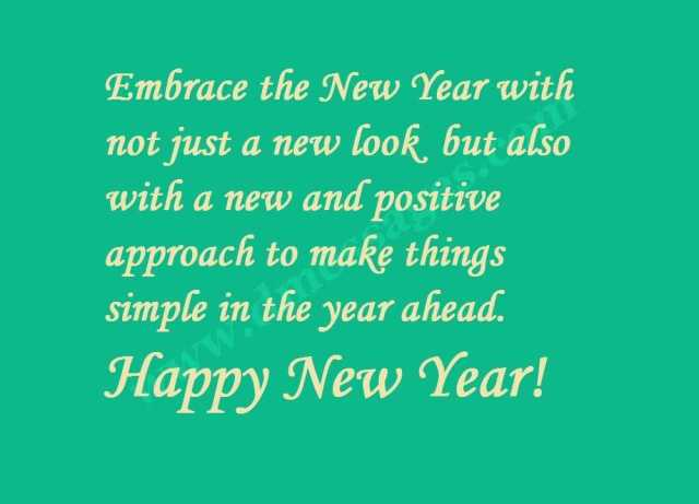 new year eve messages