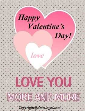 Happy valentines day quotes for her