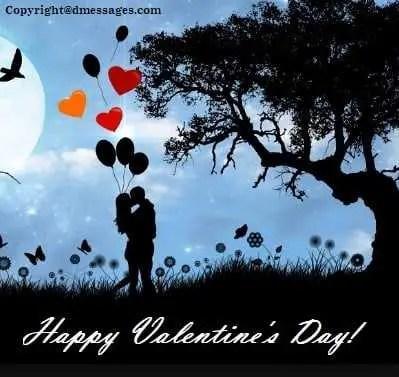 Valentine sms for gf