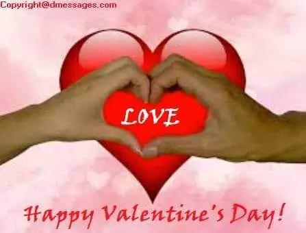 Valentines day sms for boyfriend