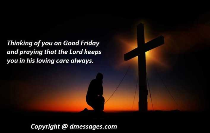 cute good friday greetings