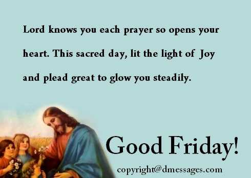good friday wishes images
