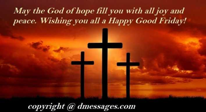 religious good friday greetings