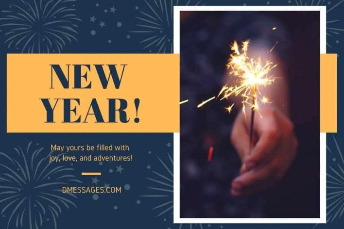 Happy New Year Wishes For Parents