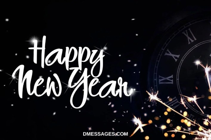 Happy New Year Wishes Text