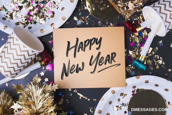 Inspirational Happy New Year Wishes