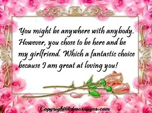 120 Love Messages For Girlfriend Love Quotes SMSImagesWishesText