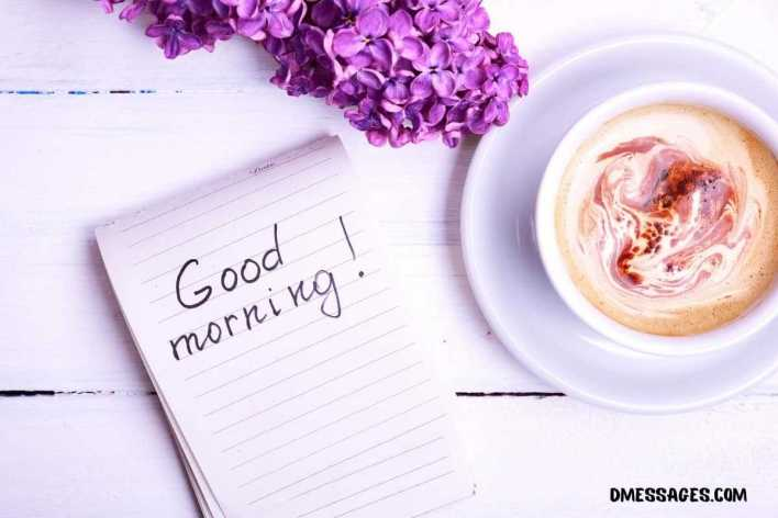 Sweet Good Morning SMS