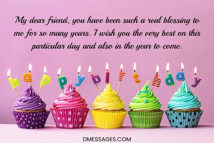 message for birthday best friend