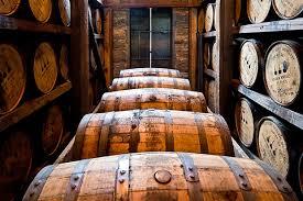 whisky barrell